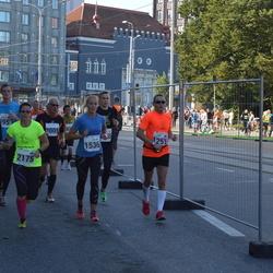 SEB Tallinna Maraton - Lauri Mänd (1251), Anni Laakso (1536), Anni Liukka (2175)