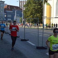 SEB Tallinna Maraton - Veiko Tormet (1526), Annika Ahtiainen (1624)