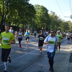 SEB Tallinna Maraton - Arlyn Mitt (192), Kristjan Pajumets (280)