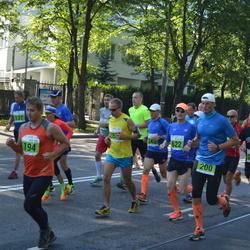 SEB Tallinn Marathon - Aimar Liiver (194), Marko Põder (200), Viljar Hiienõmm (622)