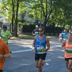 SEB Tallinna Maraton - Anniina Määttä (196), Indrek Jalasto (197)
