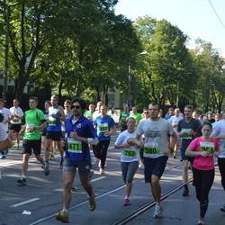SEB Tallinna Maraton - Andrus Lukke (308), Mart Salusaar (445), Arnaud Guiraud (471), Kaarel Koitne (580)