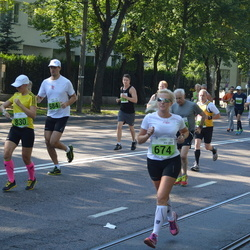 SEB Tallinna Maraton - Age Jakobson (674), Anneli Metsamaa (830)