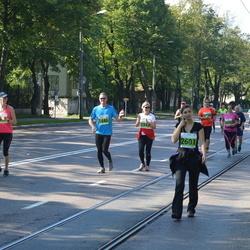 SEB Tallinna Maraton - Mika Toivonen (1446), Anastasiia Plokhotniuk (2601)