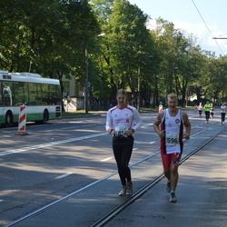 SEB Tallinna Maraton - Arttu Sadeharju (596), Antti Sadeharju (1856)