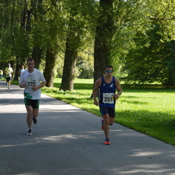 SEB Tallinna Maraton - Andre Abner (251), Mairo Kirss (772)