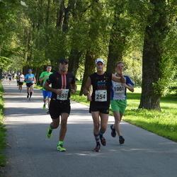 SEB Tallinna Maraton - Paul Ruubel (254), Armin Tänav (857)