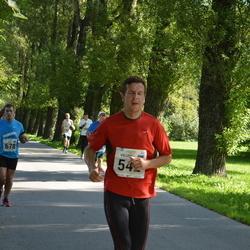 SEB Tallinna Maraton - Villem Tõnisberg (542), Arno Sibul (678)