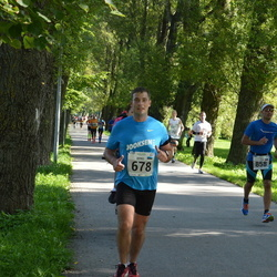 SEB Tallinna Maraton - Arno Sibul (678), Igor Shumilin (858)