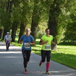 SEB Tallinna Maraton - Anni Laakso (1536), Anni Liukka (2175)