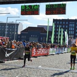 SEB Tallinna Maraton - Päivi Lindström (1704), Anni Kivimägi (2321)