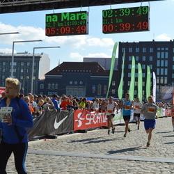 SEB Tallinna Maraton - Vladimir Vaher (20), Aarne Nirk (57), Tõnis Kaasik (264), Silver Soon (1160)