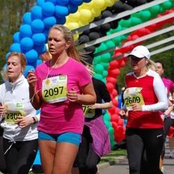 SEB Maijooks - Liivika Lapp (2097), Annika Mikson (2609)