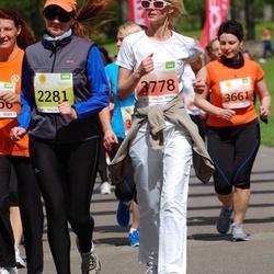 SEB Maijooks - Anneli Vellerind (2281), Silja Rinderberg (3778)