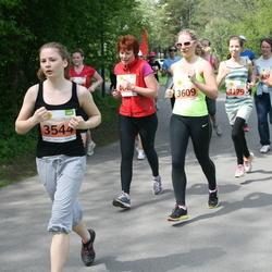 SEB Maijooks - Liana Heinsaar (3544), Heleri Rämmal (3609), Andra Vebus (4179), Reet Zeisig (4436)