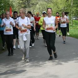 SEB Maijooks - Agata Rosenerg (4381), Katrin Kaljumäe (4382), Kadi Käsner (4528)