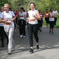 SEB Maijooks - Agata Rosenerg (4381), Katrin Kaljumäe (4382)