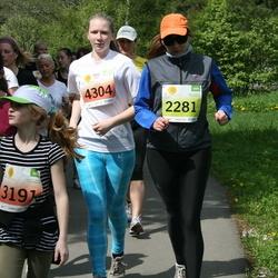SEB Maijooks - Anneli Vellerind (2281), Natalie Li Lind (3191), Aveli Vellerind (4304)