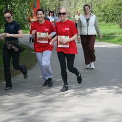 SEB Maijooks - Julia Šikulova (3960), Karin Puhm (3961), Anna Nikitina (3962)