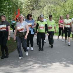 SEB Maijooks - Siret Linde (3327), Monika Pikkoja (3328), Margit Jalakas (4185), Helen Laasma (4654), Evi Vahu (5095)