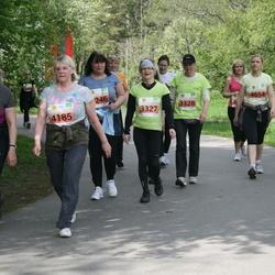 SEB Maijooks - Siret Linde (3327), Monika Pikkoja (3328), Anna Pällin (3819), Margit Jalakas (4185), Helen Laasma (4654), Evi Vahu (5095)