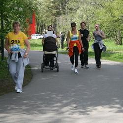 SEB Maijooks - Inge Paalpere (7404), Annika Harjus (8789)