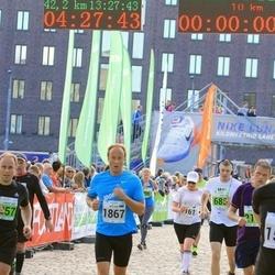 SEB Tallinna Maraton - Artjom Filippov (1867)