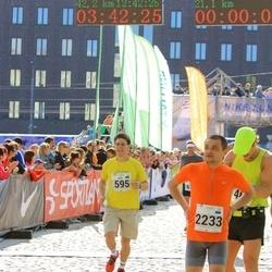 SEB Tallinna Maraton - Gert Kello (595), Arno Vaik (2233)