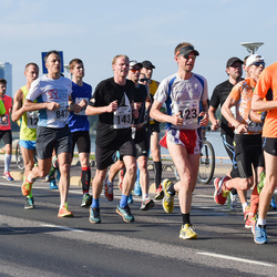 SEB Tallinna Maraton - Veikko Punkka (123), Ahti Männik (143), Arnaud Picut (847), Aki Niemi (1465)