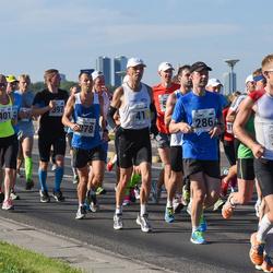 SEB Tallinna Maraton - Toomas Toom (41), Siim Saidla (361), Brit Rammul (401)