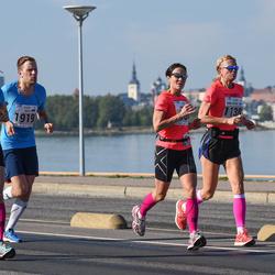 SEB Tallinna Maraton - Ann-Louise Engström (1138), Raivo Lõkk (1919)
