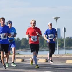 SEB Tallinna Maraton - Bjorn Rogde (577), Rain Arnus (646), Ingo Schreiver (1725)