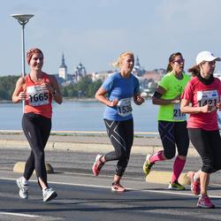 SEB Tallinna Maraton - Mare Padu (1421), Anni Laakso (1536), Silvie Lainela (1665)