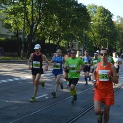 SEB Tallinna Maraton - Priit Kõiv (40), Kaspar Loog (69), Indrek Tärno (78), Agu Lehemaa (85)