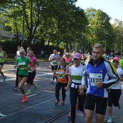 SEB Tallinna Maraton - Ivi Juknaite (1152), Anita Starck (2129)