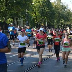 SEB Tallinna Maraton - Katariina Soone (850), Toomas Hoop (1856), Anni Niidumaa (2899)