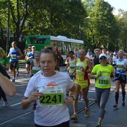 SEB Tallinna Maraton - Anna Semiánová (1310), Riina Laretei (2241)