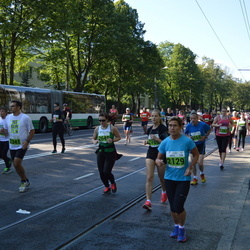 SEB Tallinna Maraton - Anita Starck (2129), Ezio Capriglione (2341)