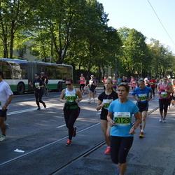 SEB Tallinna Maraton - Anita Starck (2129), Ezio Capriglione (2341), Heidy Roosimägi (2649)