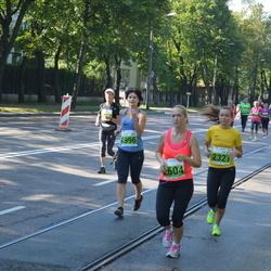 SEB Tallinna Maraton - Elena Plotnikova (1996), Anni Kivimägi (2321), Liina Vulla (2604)