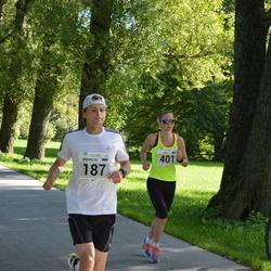 SEB Tallinna Maraton - Andreas Veeret (187), Brit Rammul (401)