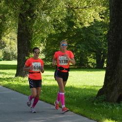 SEB Tallinna Maraton - Annika Lundström-Nygård (656), Ann-Louise Engström (1138)