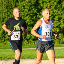 SEB Tallinna Maraton - Mikk Laur (83), Ago Veilberg (101)