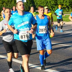 SEB Tallinna Maraton - Adriaan Hobo (819), Jaanis Kriska (2075)