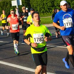 SEB Tallinna Maraton - Arles Taal (1783)