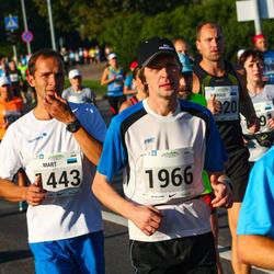 SEB Tallinna Maraton - Ainar Ojasaar (1966)