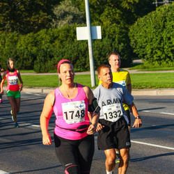 SEB Tallinna Maraton - Len Kachinsky (1332), Eva Närhi (1748)
