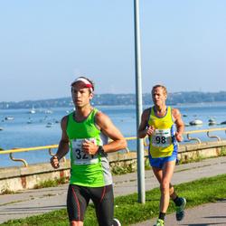 SEB Tallinna Maraton - Arnold Laasu (98), Patrick Wicki (321)
