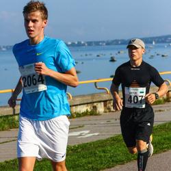 SEB Tallinna Maraton - Artur Raudna (407), Sander Sonnberg (2064)