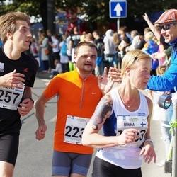 SEB Tallinna Maraton - Staffan Vowles (257), Arno Vaik (2233)